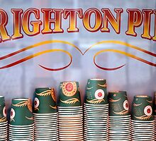 Brighton sign by Tom Palmer