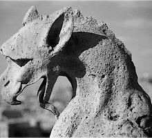 Gargoyle by Ommik