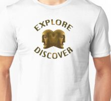 Explore And Discover Unisex T-Shirt