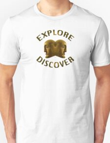 Explore And Discover T-Shirt