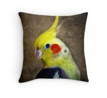 I am Cheeky 2 Throw Pillow
