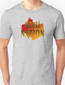 Travel To A Desti Nation T-Shirt