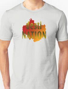 Travel To A Desti Nation T-Shirt