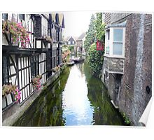 Canterbury Canal & dunking witches stories  Poster