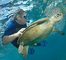Close Encounters of the Turtle Kind by bazcelt