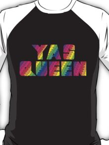 Broad City YAS QUEEN T-Shirt