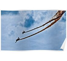 Tyabb Airshow Pitt & Debonair Poster