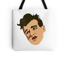 Morrissey cartoon (the smiths) Tote Bag