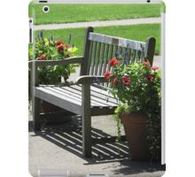 Preferred Seating iPad Case/Skin
