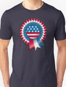 4th of July Ribbon Memorial Day T-Shirt