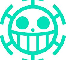 Jolly Roger - One Piece by Magnate