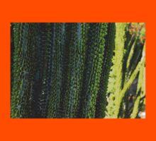 Strange Plantlife - Cactus Garden Barcelona Kids Tee