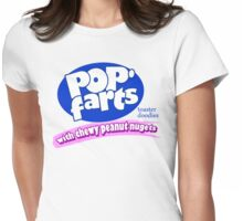 POP farts Womens Fitted T-Shirt