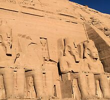 Abu Simbel Temple 4 by rhallam