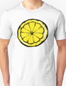 Lemon in the style of stone roses T-Shirt