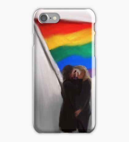 Swan Queen - Love Wins iPhone Case/Skin
