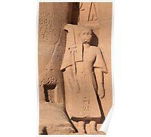 Abu Simbel Temple 32 Poster