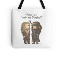 Dumb and Dumber Tote Bag