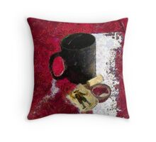 The Vagaries of Fortune Throw Pillow