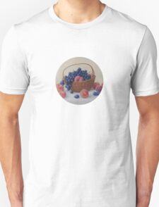 Still life with fruit Unisex T-Shirt