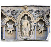 Church sculpture 2 Poster