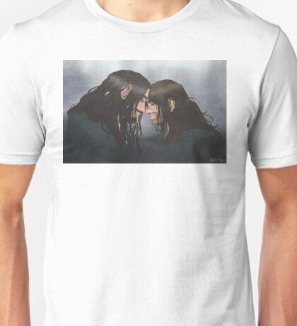 Uncle and Nephew Unisex T-Shirt
