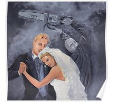 Ken and Barbie's Chainsaw Wedding Extravaganza Poster