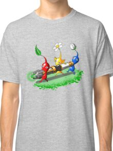 Pikmin Who Classic T-Shirt