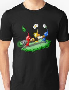Pikmin Who Unisex T-Shirt
