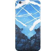 As Above So Below (from Geoengineering) iPhone Case/Skin