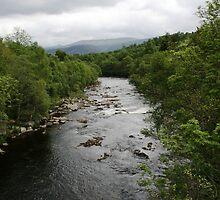 River Tay Scotland by rhallam