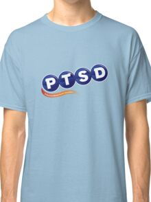PTSD & Assorted Mental Health Disorders Classic T-Shirt