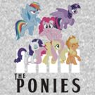The Ponies - Beatles inspired by PinkiexDash