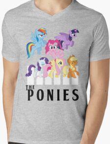 The Ponies - Beatles inspired Mens V-Neck T-Shirt