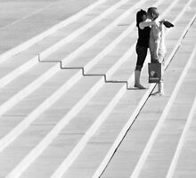 [how can a photographer fall in love] by Livia  Lazar