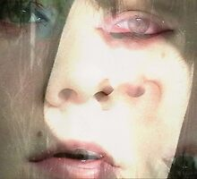 Distorted Reflection  by Charmayne  Robinson