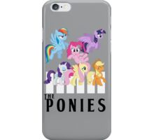 The Ponies - Beatles inspired iPhone Case/Skin