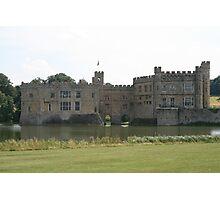 Leeds Castle Kent Photographic Print