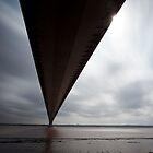 Humber Bridge by Carl Mickleburgh