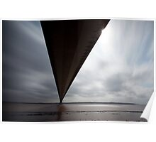 Humber Bridge Poster