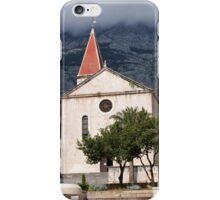 St. Marks church, Makarska iPhone Case/Skin