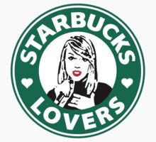 Taylor Swift - Starbucks Lovers Kids Clothes