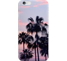 San Diego Cotton Candy Sunset CALIFORNIA iPhone Case/Skin