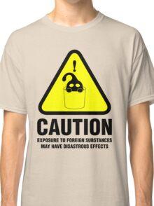 Suu Hazard Sign (English version, for light backgrounds) Classic T-Shirt