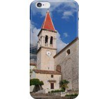 Church of St. Mark at Makarska, Croatia iPhone Case/Skin