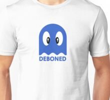 Deboned ghost - BLUE Unisex T-Shirt