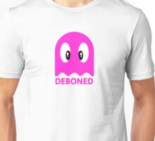 Deboned ghost - PURPLE Unisex T-Shirt