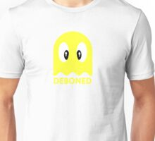 Deboned ghost - YELLOW Unisex T-Shirt