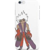 Anime - Zexs iPhone Case/Skin