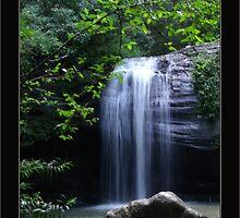 Buderim Falls by Jodyb